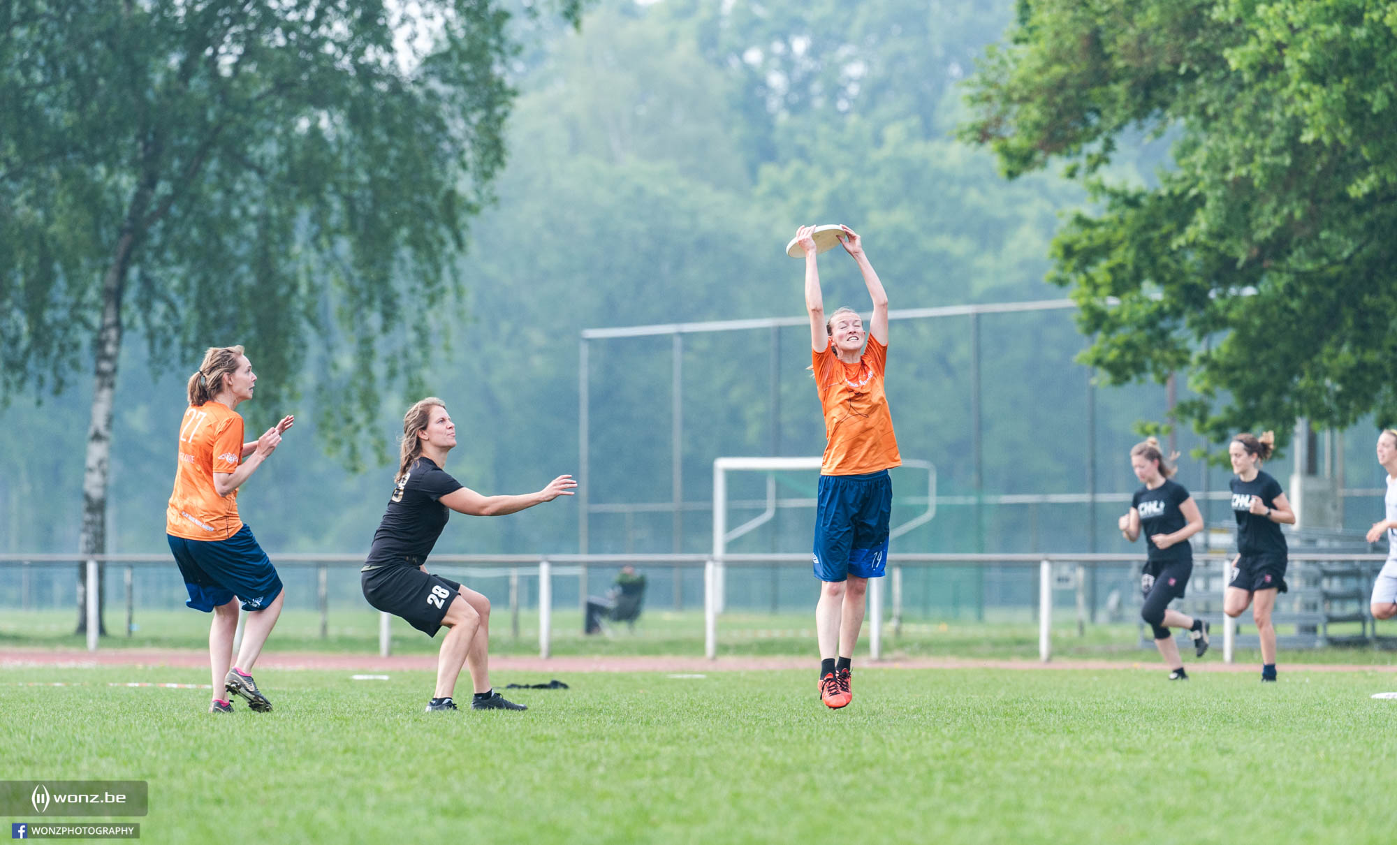 Belgian Ultimate Outdoor Championships (Open and Woman) by wonz.be