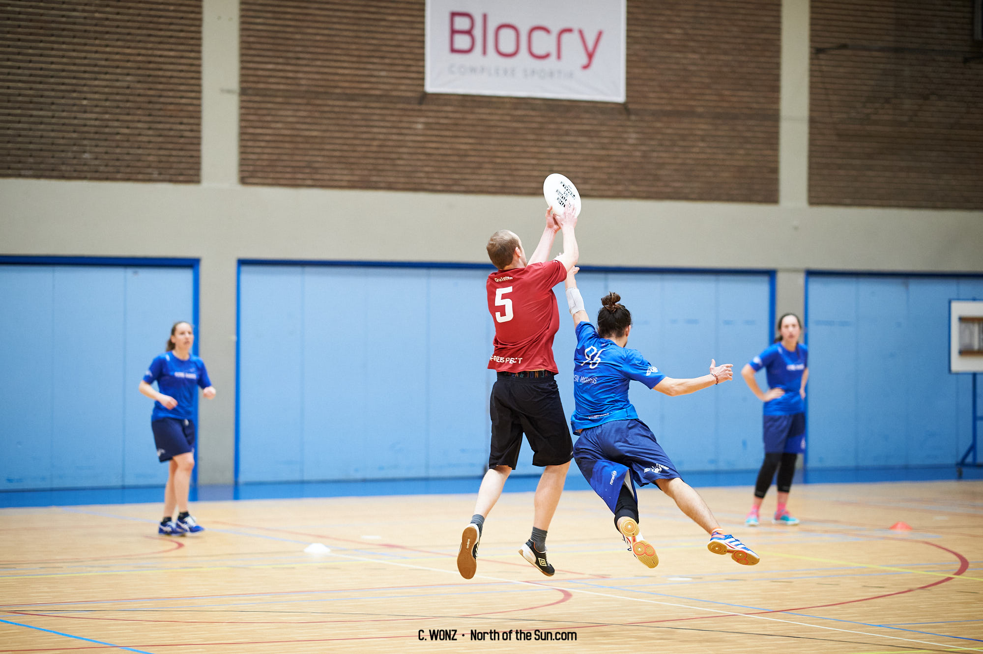 Belgian Ultimate Mixed Indoor Championships Playoffs 2020 by northofthesun.com